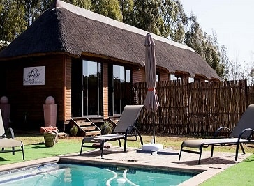African Stone Day Spa in Bloemfontein