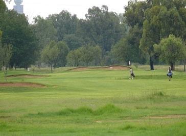 Bloemfontein Golf Club in Bloemfontein