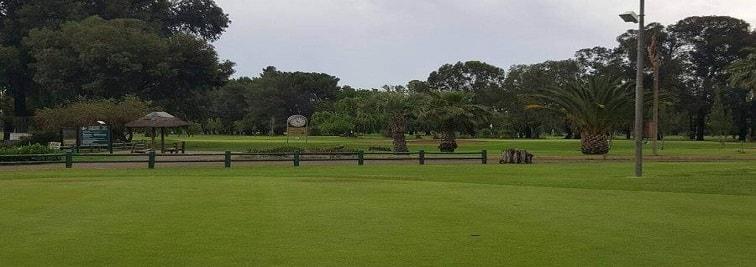 Schoeman Park Golf Club in Bloemfontein