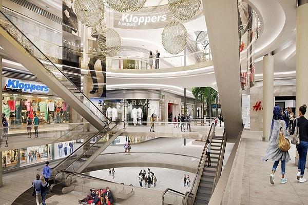Shopping in Bloemfontein