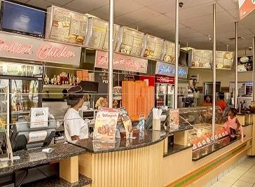 Stadium Fast Foods in Bloemfontein
