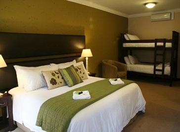 Villa Bali Boutique Hotel in Bloemfontein